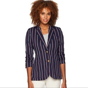 Ralph Lauren Stripped Blazer